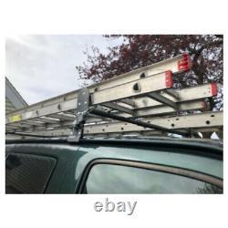 Transporteur De Barres Lourdes Pour Van Jeep Gmc Chevy Crossbar Roof Mount Ladder Rack