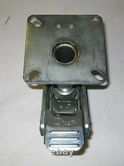 (qty 4) Dingli Heavy Duty Steel Floor Lock Lift Up From 6- 8- Mount Plate 4